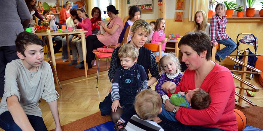 Der Familientreff am AlbTrauf im Raum Bad Boll